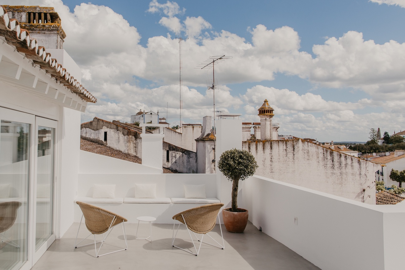 Un hotel boutique nel cuore del Portogallo