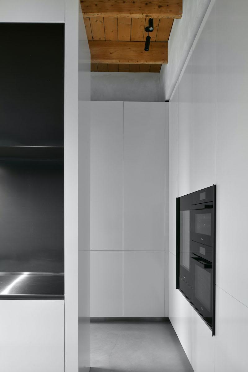 villetta minimalista