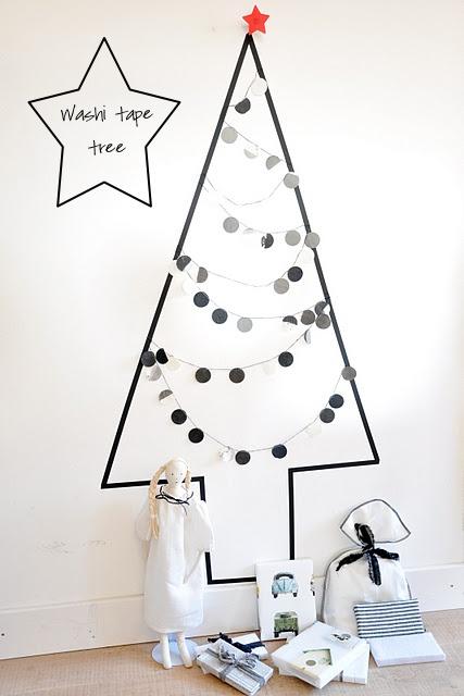 alberi di Natale salvaspazio