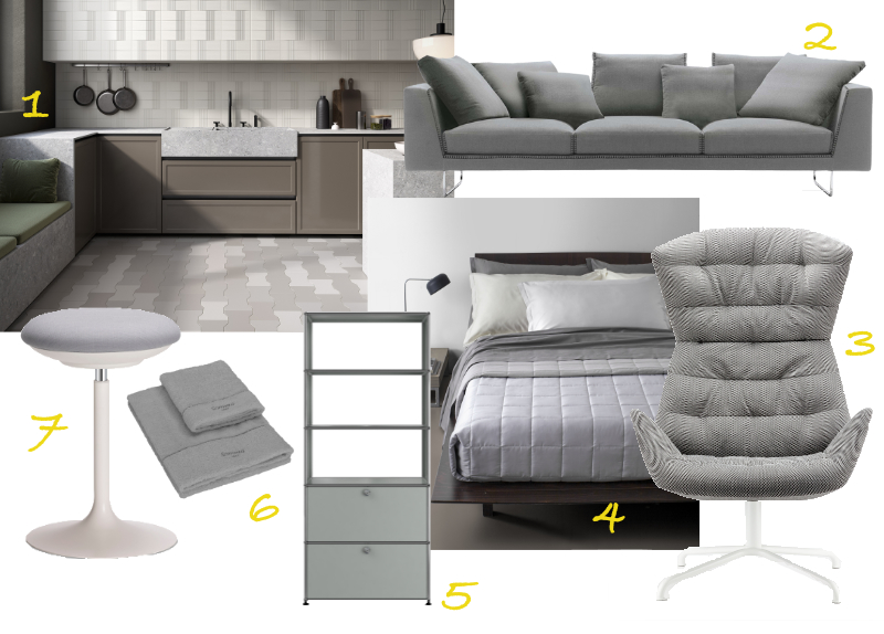 Illuminating e Ultimate Gray