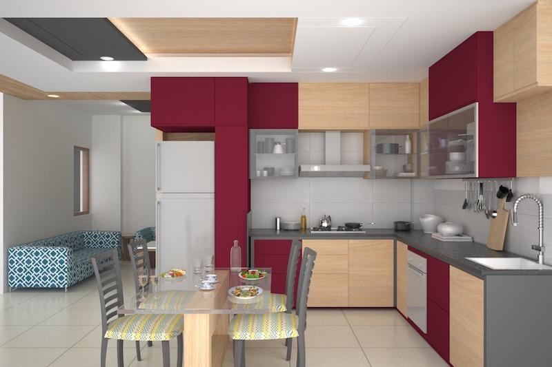 colori in cucina