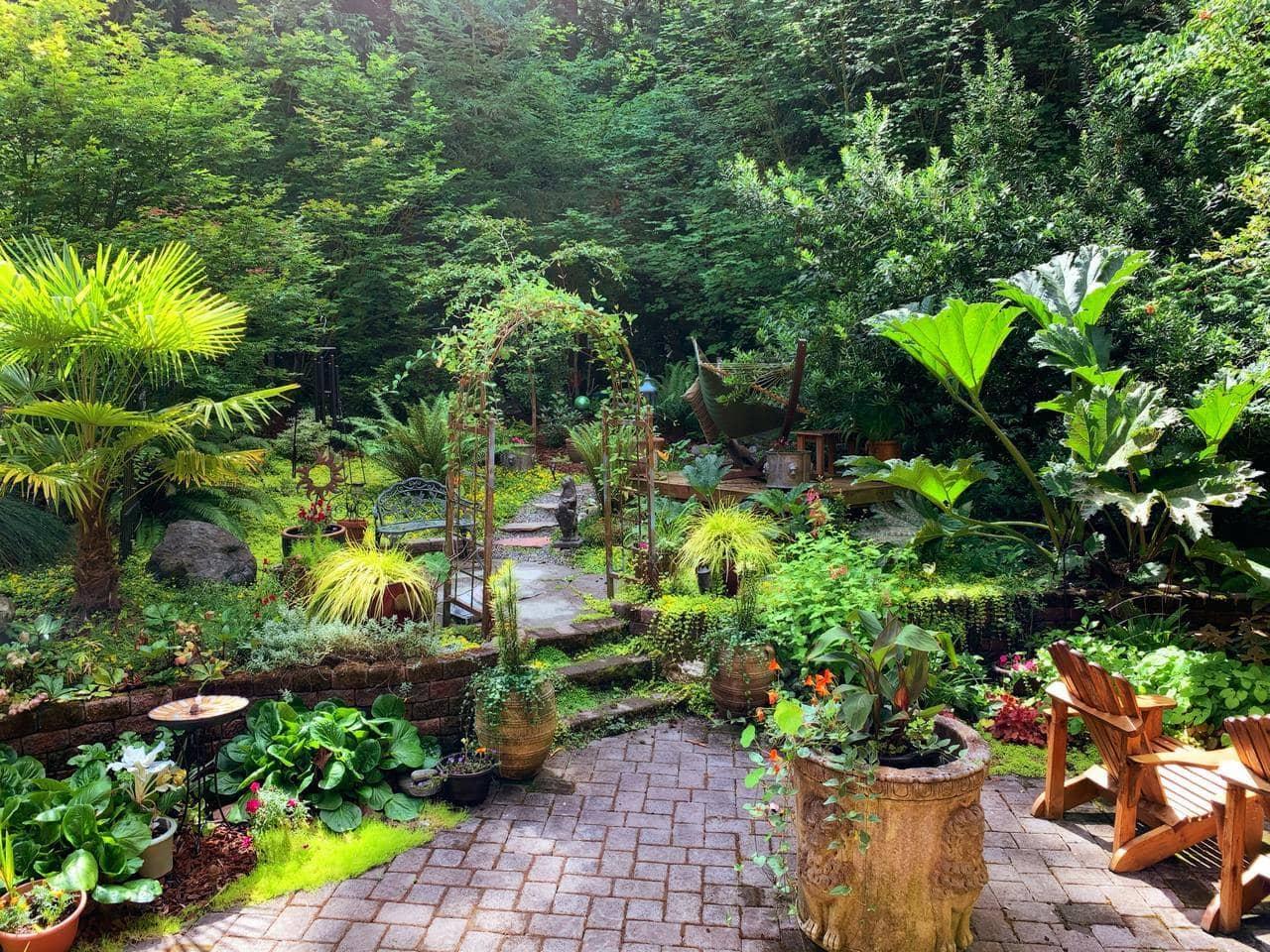 arredare il giardino