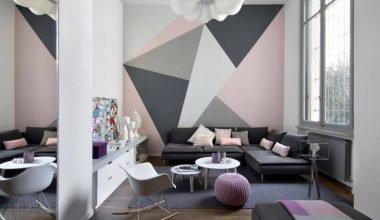 arredare la casa con le geometrie
